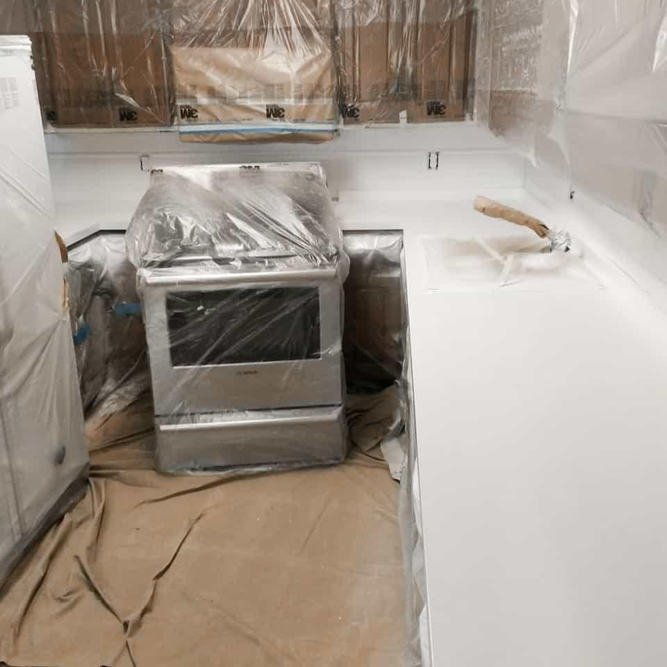Tulsa Kitchen Counter Resurfacing